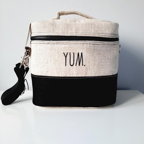 NWT Rae Dunn lunch bag